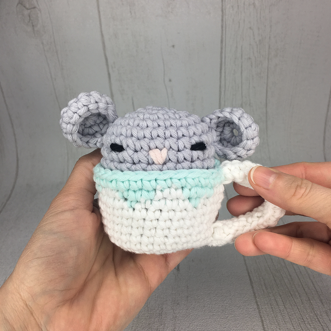 Amy Design Crochet - the mouse